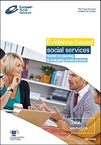 Evidence-based social services. Toolkit for planning & evaluating social services