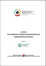 La situación de las personas con discapacidad en la Comunidad Foral de Navarra
