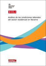 Análisis de las condiciones laborales del sector residencial en Navarra