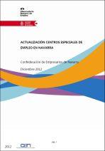 Actualización Centros Especiales de Empleo en Navarra