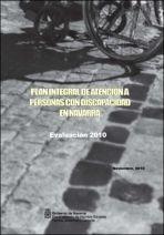 Plan Integral de Atención a las Personas con Discapacidad en Navarra. Evaluación 2010