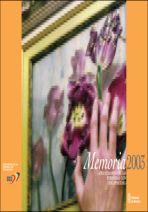 Año Europeo de las Personas con Discapacidad, 2003. Memoria 2003