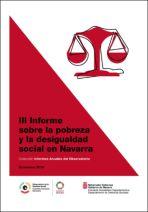 III Informe sobre la pobreza y la desigualdad social en Navarra