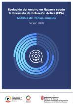 Evolución del empleo en Navarra según la Encuesta de Población Activa (EPA). Análisis de medias anuales
