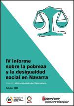 IV Informe sobre la pobreza y la desigualdad social en Navarra