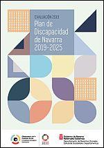 Plan de Discapacidad de Navarra 2019-2025. Evaluación 2019
