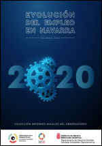 Evolución del empleo en Navarra. Balance 2020