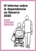 IV Informe sobre la dependencia en Navarra 2020