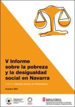 V Informe sobre la pobreza y la desigualdad social en Navarra