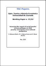 Assessing the impact of social transfer income packages on child poverty: A European cross-national perspective