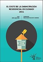 Etxebizitza-emantzipazioaren kostua Euskadin 2014