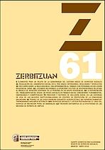 Elementos para un relato de la gobernanza del Sistema Vasco de Servicios Sociales