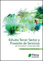 Estudio Tercer Sector y provisión de servicios