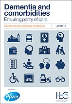 Dementia and comorbidities: ensuring parity of care