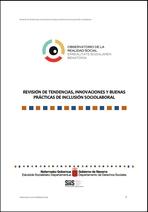 Revisión de tendencias, innovaciones y buenas prácticas de inclusión sociolaboral