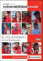 El voluntariado de Cruz Roja Española