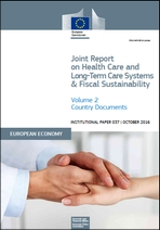 Joint report on health care and long-term care systems & fiscal sustainability, vol. 2. Country documents
