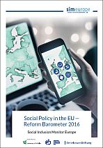 Social Policy in the EU: Reform Barometer 2016
