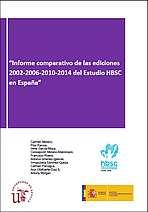 Consumo de sustancias. En: Informe comparativo de las ediciones 2002-2006-2010-2014 del Estudio HBSC en España