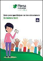 Guía para participar en las elecciones (en Lectura Fácil)
