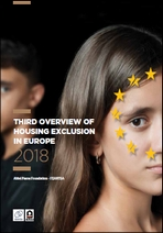 Third overview of housing exclusion in Europe 2018