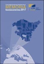 Memoria socioeconómica 2017. Comunidad Autónoma del País Vasco