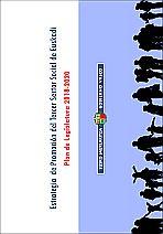 Estrategia de Promoción del Tercer Sector Social de Euskadi. Plan de Legislatura 2018-2020 = Euskadiko Hirugarren Sektore Soziala Sustatzeko Estrategia. 2018-2020ko Legealdiaren Plana