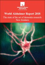 World Alzheimer Report 2018. The state of the art of dementia research: New frontiers