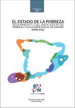 El estado de la pobreza, 8º informe. Seguimiento del indicador de riesgo de pobreza y exclusión social en España 2008-2017