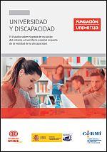 Universidad y discapacidad. IV Estudio sobre el grado de inclusión del sistema universitario español respecto de la realidad de la discapacidad