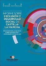 Informe sobre exclusión y desarrollo social en Castilla-La Mancha
