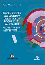 Informe sobre exclusión y desarrollo social en el País Vasco