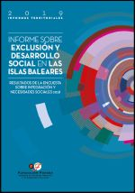 Informe sobre exclusión y desarrollo social en las Islas Baleares. Resultados de la Encuesta sobre Integración y Necesidades Sociales 2018. VIII Informe sobre exclusión y desarrollo social en España