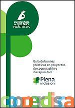 Buenas prácticas en proyectos de cooperación y discapacidad