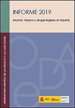 Informe 2019. Alcohol, tabaco y drogas ilegales en España. Encuesta sobre uso de drogas en enseñanzas secundarias en España (ESTUDES), 2017/18