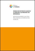 Modelos de gestión de calidad en servicios para personas con dependencia