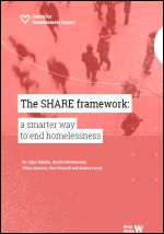 The SHARE framework: a smarter way to end homelessness. Version 2