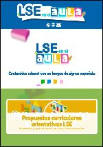 Contenidos educativos en lengua de signos española