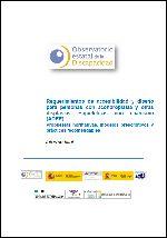 Accesibilidad para personas con acondroplasia