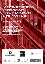 Consecuencias psicológicas de la Covid-19 y el confinamiento