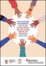 Evaluación intermedia del Plan Estratégico de Inclusión de Navarra 2018-2021