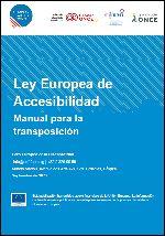 Manual para la transposición de la Ley europea de accesibilidad