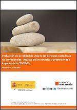 Evaluación de la calidad de vida de la persona cuidadora no profesional