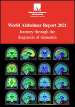 World Alzheimer Report 2021. Journey through the diagnosis of dementia